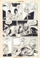 Spidey Super Stories #9 p.19 - Dr. Doom - 1975  Comic Art