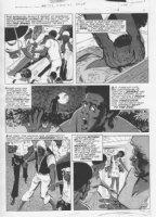 Tales of the Zombie #? end pg. Walking Dead Comic Art