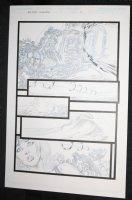 New York Islander #1 p.2 - Ocean Invaders Action Comic Art
