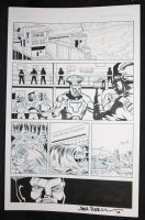 Wild p.1 - Dam Explodes - 2015 Signed by Jack ? Comic Art