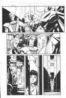 Bishop #4 p.7 - Cool hero work by  Comic Art