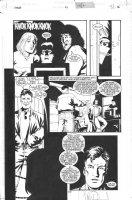 Bishop #9 p. 15 - Cool hero work by  Comic Art
