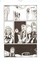 Establishment, The #13 p.8 - Jon Drake, Mister Pharmacist, and Others - 'Walking Dead' Artist - 2002 Comic Art