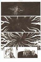 Establishment, The #13 p.9 - Space Monsters - 'Walking Dead' Artist - 2002 Comic Art