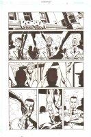 Establishment, The #6 p.11 - Strip Club - 'Walking Dead' Artist - 2002 Comic Art
