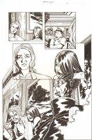 Establishment, The #6 p.18 - Mister Pharmacist  & Scarlet - 'Walking Dead' Artist - 2002 Comic Art
