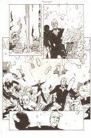 Establishment, The #6 p.20 - People Getting Disintegrated - 'Walking Dead' Artist - 2002 Comic Art