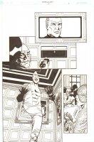 Establishment, The #6 p.5 - Jon Drake - 'Walking Dead' Artist - 2002 Comic Art