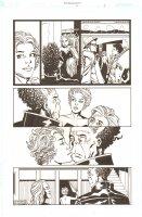 Establishment, The #6 p.8 - Mister Pharmacist - 'Walking Dead' Artist - 2002 Comic Art
