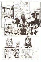 Establishment, The #7 p.7 - Alien Debriefing - 'Walking Dead' Artist - 2002 Comic Art