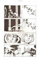 Establishment, The #8 p.12 - Gorillas and Golden - 'Walking Dead' Artist - 2002 Comic Art