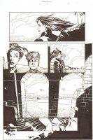 Establishment, The #8 p.14 - Scarlet and Equus - 'Walking Dead' Artist - 2002 Comic Art