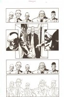 Establishment, The #9 p.10 - Villains Vaporized! - 'Walking Dead' Artist - 2002 Comic Art