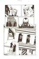 Establishment, The #9 p.12 - Villain 1/2 Splash - 'Walking Dead' Artist - 2002 Comic Art