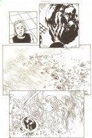 Establishment, The #9 p.16 - Christopher Truelove and Monsters - 'Walking Dead' Artist - 2002 Comic Art