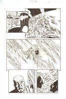 Establishment, The #9 p.20 - Scarlet, Jon Drake, George Bullman, Christopher Truelove, & Demons - 'Walking Dead' Artist - 2002 Comic Art