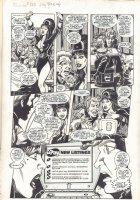 Elvira #123 Back-up Story p.25 - Sexy Elvira - Signed Comic Art