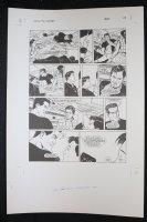Demon With a Glass Hand Graphic Novel p.23 STAT - Harlan Ellison - 1986 Comic Art