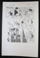 Demon With a Glass Hand Graphic Novel p.25 STAT - Harlan Ellison - 1986 Comic Art