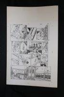 Demon With a Glass Hand Graphic Novel p.43 STAT - Harlan Ellison - 1986 Comic Art