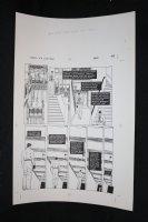 Demon With a Glass Hand Graphic Novel p.48 STAT - Harlan Ellison - 1986 Comic Art