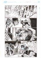 Extraordinary X-Men #2 p.1 - Colossus & Magik - 2016 Comic Art