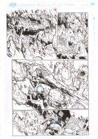 Extraordinary X-Men #10 p.5 - Magik Action - 2016 Comic Art