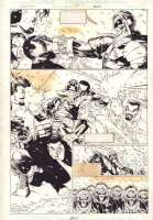 Extraordinary X-Men #5 p.6 - Storm Action - 2016 Comic Art