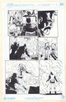 Extraordinary X-Men #10 p.17 - Magik - 2016 Comic Art