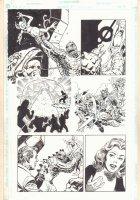 Kurt Busiek's Astro City #3 p.4 - The First Family - 1996 Comic Art