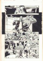Kurt Busiek's Astro City #4 p.9 - Rex Zorus - 1996 Comic Art
