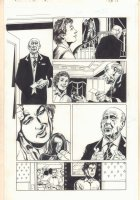 Kurt Busiek's Astro City #4 p.15 - Butler - 1996 Comic Art