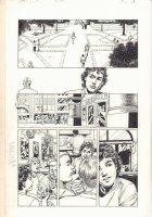 Kurt Busiek's Astro City #5 p.12 - Altar Boy (Brian Kinney) - 1997 Comic Art