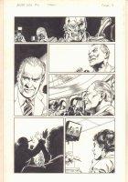 Kurt Busiek's Astro City #6 p.9 - Mordecai Chalk at Press Conference - 1997 Comic Art