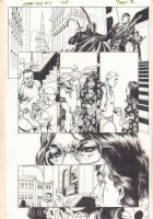 Kurt Busiek's Astro City #7 p.12 - Black Rapier - 1997 Comic Art