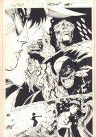 The Tenth #1 p.4 - Tenth and Esperanza Del Toro - 1997  Comic Art