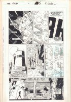 The Tenth #1 p.5 - Nuclear Plant - 1997  Comic Art