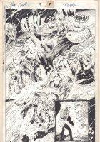 The Tenth #3 p.7 - Tenth Splash - 1997  Comic Art