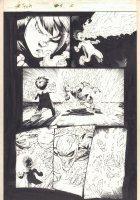 The Tenth #5 p.10 - Gozza - 1998 Comic Art