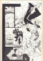 The Tenth #7 p.9 - Dead Splash - 1998 Comic Art