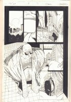 The Tenth #7 p.9 - General Greer Splash - 1998 Comic Art