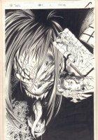 The Tenth #9 p.11 - Lastic Splash - 1998 Comic Art