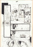 The Tenth #9 p.14 - In the Snow - 1998 Comic Art