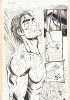The Tenth #9 p.17 - Show Splash - 1998 Comic Art