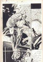 The Tenth #10 p.6 - Lastic Splash - 1998 Comic Art