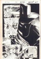 The Tenth #10 p.8 - Adrenalynn Thrashed - 1998 Comic Art
