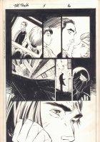 The Tenth #11 p.16 - Crowd Watching Screen - 1998 Comic Art