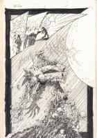 The Tenth #12 p.17 - Grave Splash - 1998 Comic Art