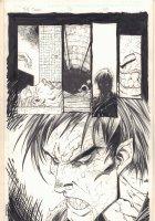 The Tenth #12 p.20 - Sewer 1/2 Splash - 1998 Comic Art