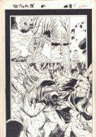 The Tenth B/E #2 p.5 - Tenth Splash - 1998 Comic Art